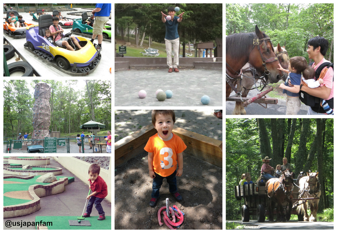 So much to do at Woodloch all-inclusive resort in The Poconos!