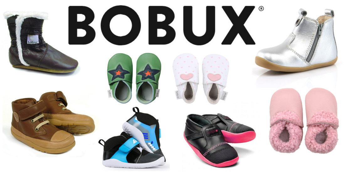 US Japan Fam reviews Bobux children's shoes